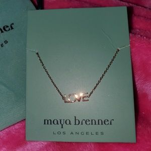 maya brenner Jewelry - Maya Brenner Love Bracelet